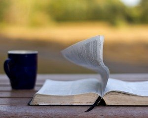 bigstock-Wind-turning-page-of-Bible-36856166